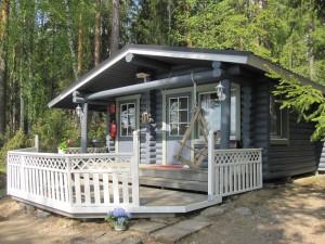 Ahvenusmaa cabin